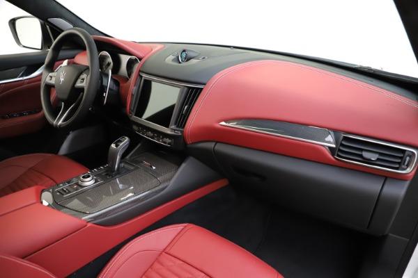 New 2021 Maserati Levante GTS for sale $140,585 at Alfa Romeo of Westport in Westport CT 06880 23