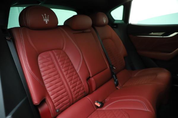 New 2021 Maserati Levante GTS for sale $140,585 at Alfa Romeo of Westport in Westport CT 06880 24
