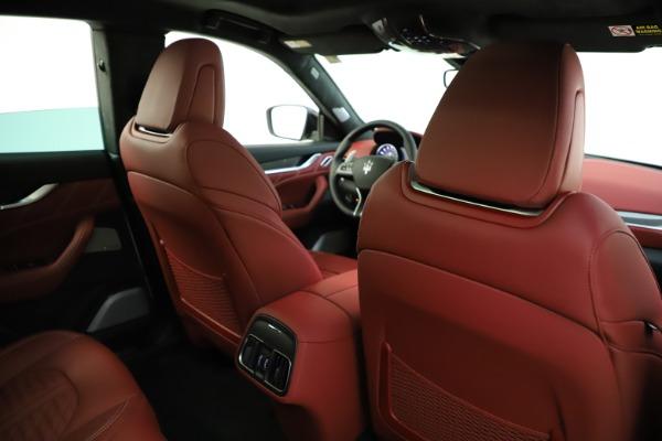 New 2021 Maserati Levante GTS for sale $140,585 at Alfa Romeo of Westport in Westport CT 06880 26