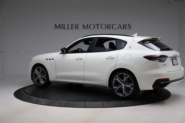 New 2021 Maserati Levante GTS for sale $140,585 at Alfa Romeo of Westport in Westport CT 06880 4