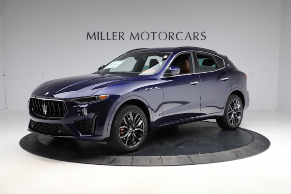 New 2021 Maserati Levante Q4 GranSport for sale $87,985 at Alfa Romeo of Westport in Westport CT 06880 2