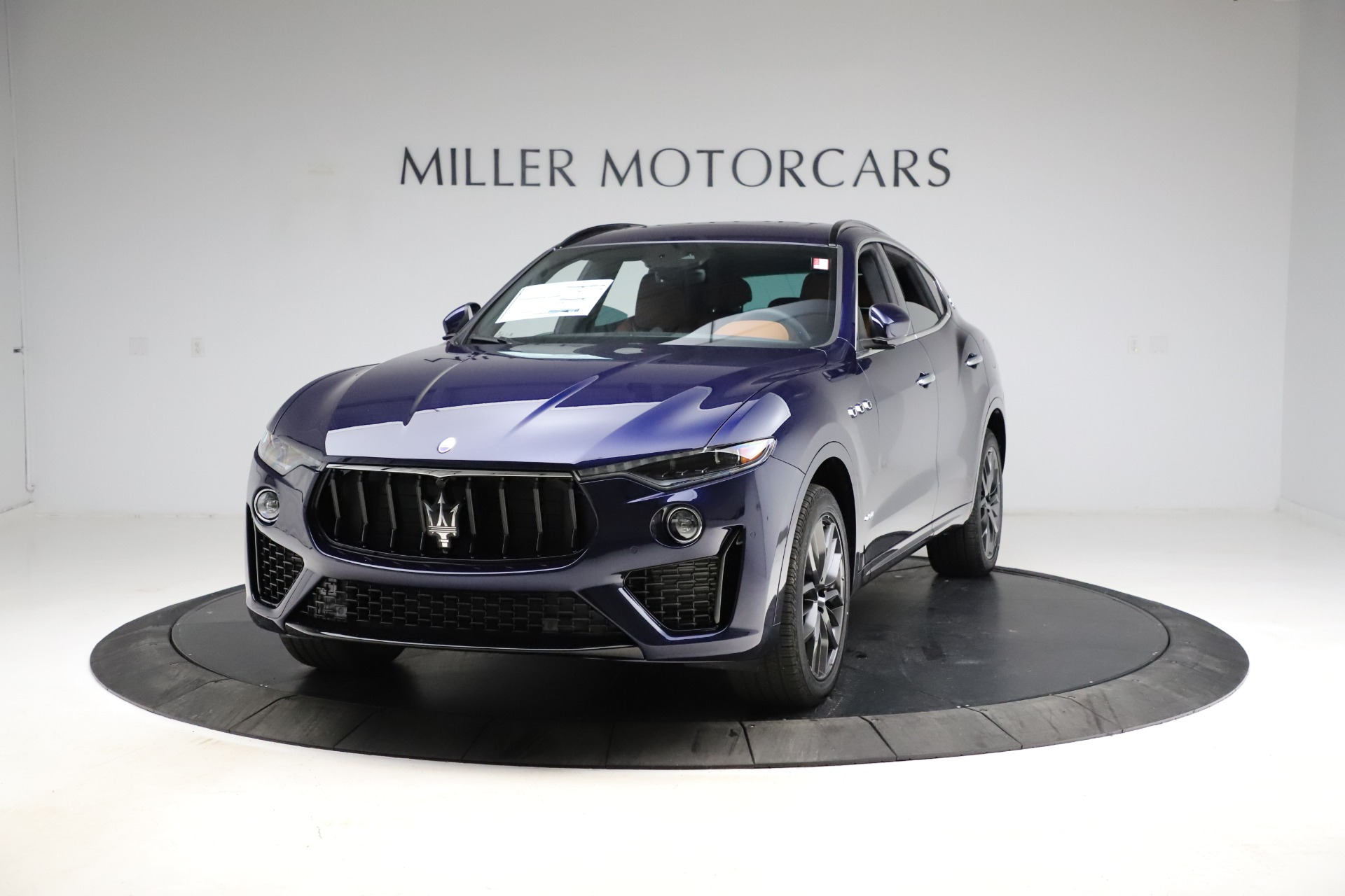 New 2021 Maserati Levante Q4 GranSport for sale $87,985 at Alfa Romeo of Westport in Westport CT 06880 1