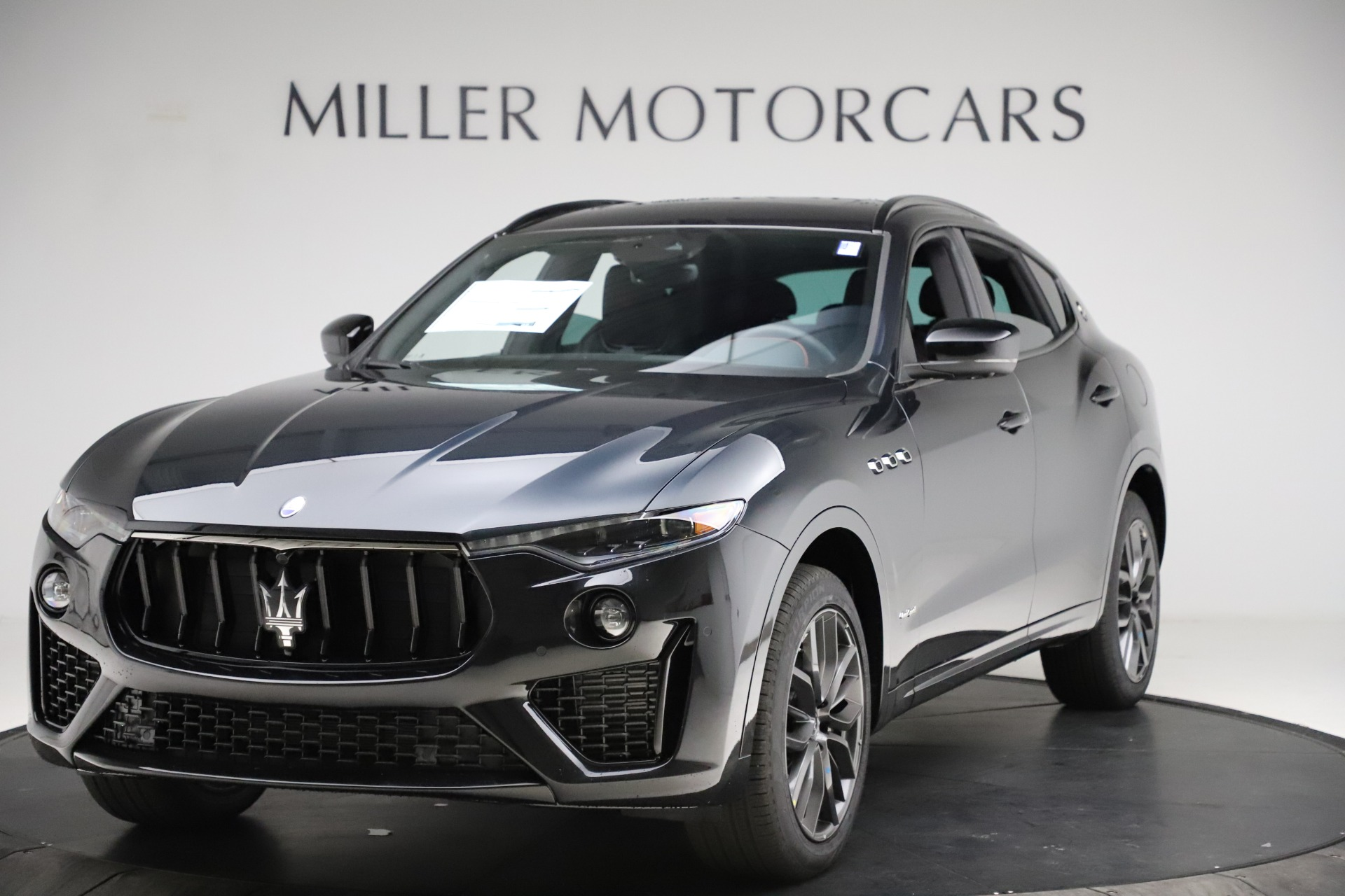 New 2021 Maserati Levante Q4 GranSport for sale $92,485 at Alfa Romeo of Westport in Westport CT 06880 1