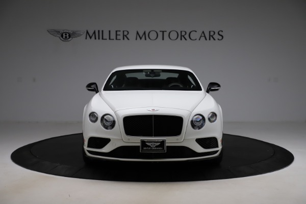 Used 2017 Bentley Continental GT V8 S for sale Call for price at Alfa Romeo of Westport in Westport CT 06880 12