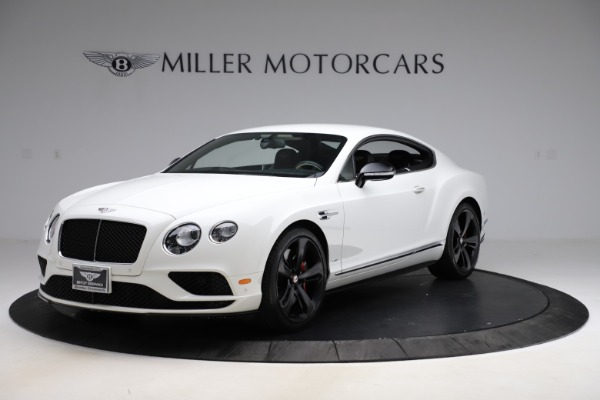 Used 2017 Bentley Continental GT V8 S for sale Call for price at Alfa Romeo of Westport in Westport CT 06880 2