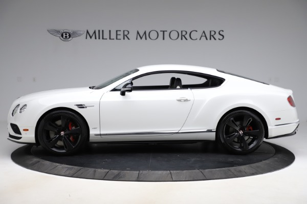Used 2017 Bentley Continental GT V8 S for sale Call for price at Alfa Romeo of Westport in Westport CT 06880 3