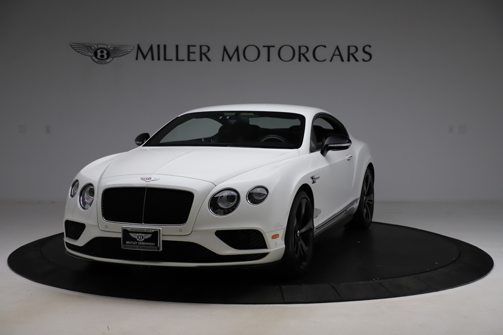 Used 2017 Bentley Continental GT V8 S for sale Call for price at Alfa Romeo of Westport in Westport CT 06880 1