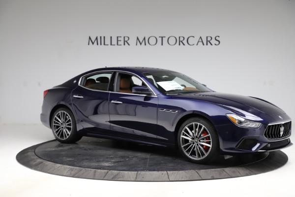 New 2021 Maserati Ghibli S Q4 for sale $90,925 at Alfa Romeo of Westport in Westport CT 06880 10