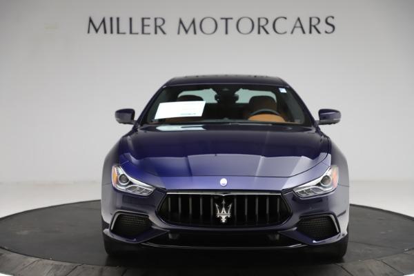 New 2021 Maserati Ghibli S Q4 for sale $90,925 at Alfa Romeo of Westport in Westport CT 06880 12