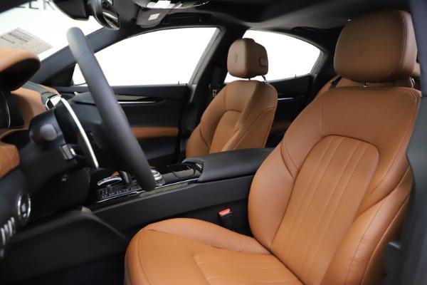 New 2021 Maserati Ghibli S Q4 for sale $90,925 at Alfa Romeo of Westport in Westport CT 06880 13