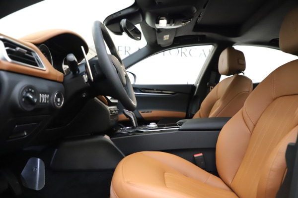 New 2021 Maserati Ghibli S Q4 for sale $90,925 at Alfa Romeo of Westport in Westport CT 06880 14