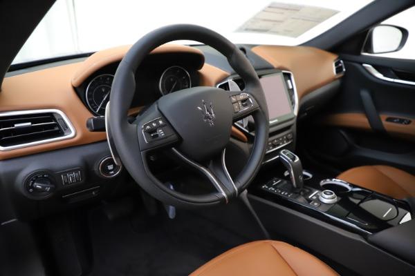 New 2021 Maserati Ghibli S Q4 for sale $90,925 at Alfa Romeo of Westport in Westport CT 06880 15