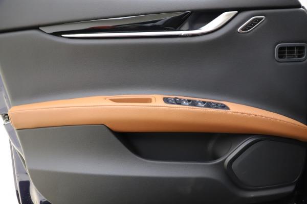 New 2021 Maserati Ghibli S Q4 for sale $90,925 at Alfa Romeo of Westport in Westport CT 06880 16