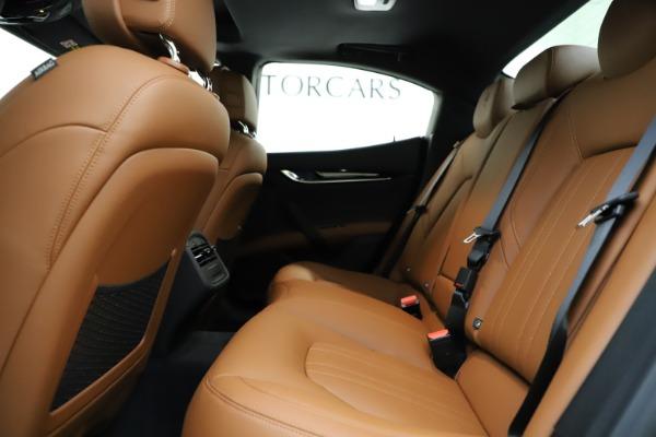 New 2021 Maserati Ghibli S Q4 for sale $90,925 at Alfa Romeo of Westport in Westport CT 06880 18