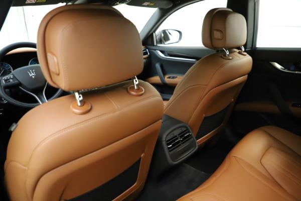 New 2021 Maserati Ghibli S Q4 for sale $90,925 at Alfa Romeo of Westport in Westport CT 06880 19