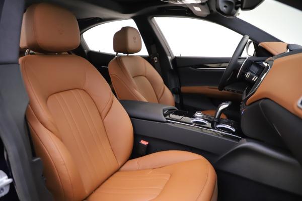New 2021 Maserati Ghibli S Q4 for sale $90,925 at Alfa Romeo of Westport in Westport CT 06880 20