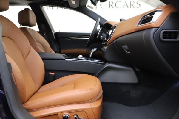 New 2021 Maserati Ghibli S Q4 for sale $90,925 at Alfa Romeo of Westport in Westport CT 06880 21