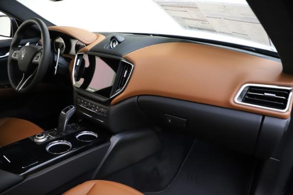 New 2021 Maserati Ghibli S Q4 for sale $90,925 at Alfa Romeo of Westport in Westport CT 06880 22