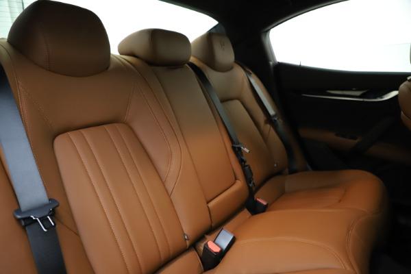 New 2021 Maserati Ghibli S Q4 for sale $90,925 at Alfa Romeo of Westport in Westport CT 06880 23