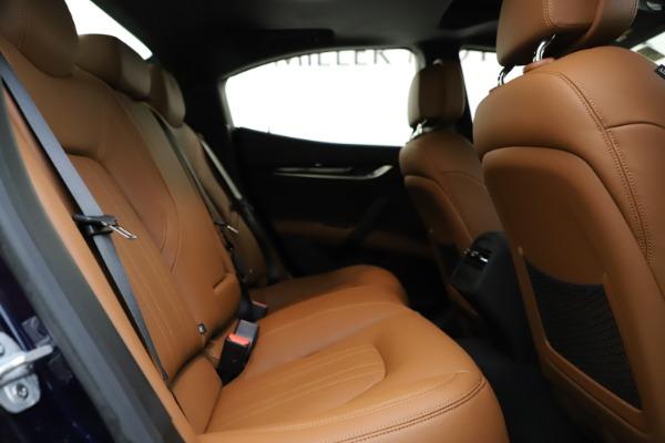 New 2021 Maserati Ghibli S Q4 for sale $90,925 at Alfa Romeo of Westport in Westport CT 06880 24