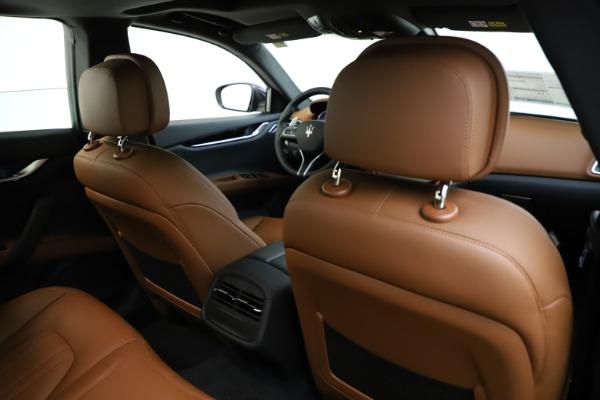 New 2021 Maserati Ghibli S Q4 for sale $90,925 at Alfa Romeo of Westport in Westport CT 06880 25