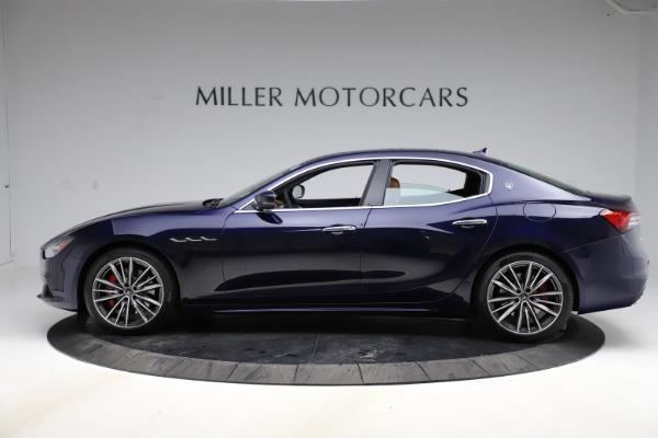 New 2021 Maserati Ghibli S Q4 for sale $90,925 at Alfa Romeo of Westport in Westport CT 06880 3