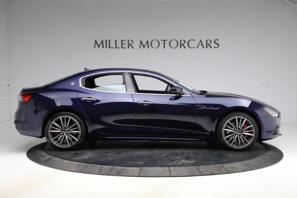 New 2021 Maserati Ghibli S Q4 for sale $90,925 at Alfa Romeo of Westport in Westport CT 06880 9