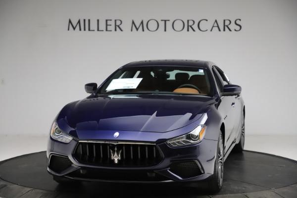 New 2021 Maserati Ghibli S Q4 for sale $90,925 at Alfa Romeo of Westport in Westport CT 06880 1