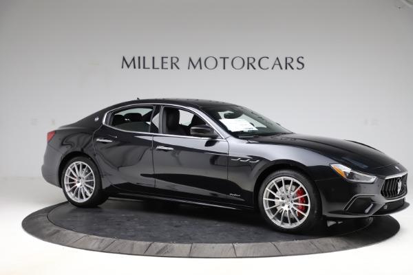 New 2021 Maserati Ghibli S Q4 GranSport for sale $98,035 at Alfa Romeo of Westport in Westport CT 06880 10