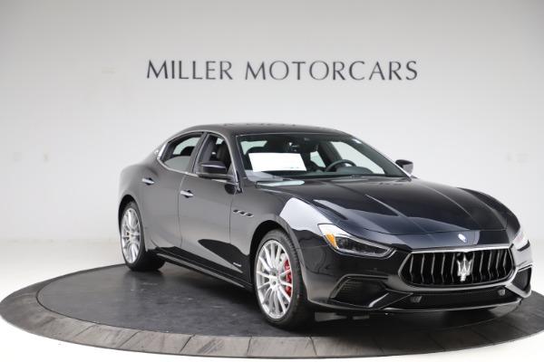 New 2021 Maserati Ghibli S Q4 GranSport for sale $98,035 at Alfa Romeo of Westport in Westport CT 06880 11