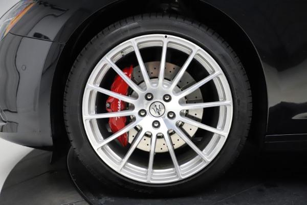 New 2021 Maserati Ghibli S Q4 GranSport for sale $98,035 at Alfa Romeo of Westport in Westport CT 06880 13