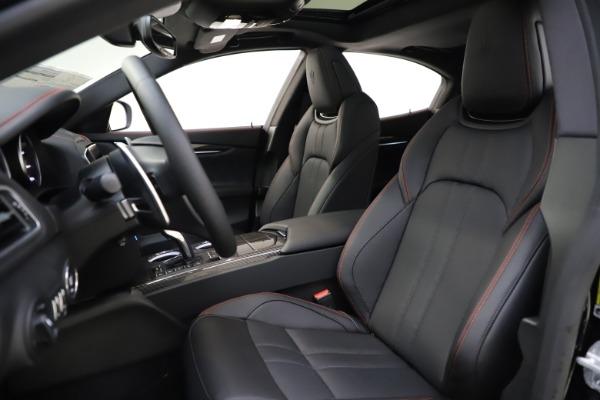 New 2021 Maserati Ghibli S Q4 GranSport for sale $98,035 at Alfa Romeo of Westport in Westport CT 06880 14