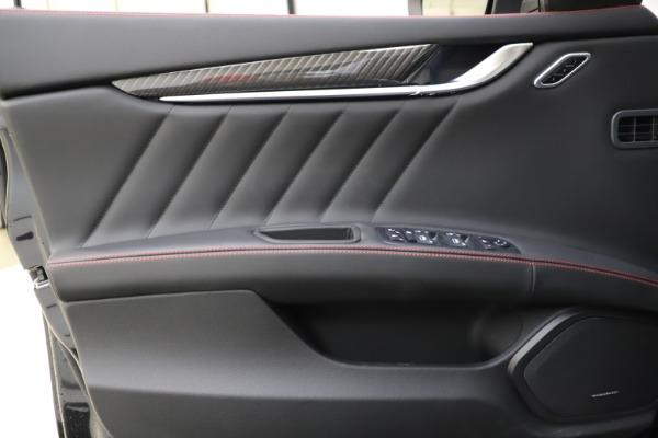 New 2021 Maserati Ghibli S Q4 GranSport for sale $98,035 at Alfa Romeo of Westport in Westport CT 06880 17