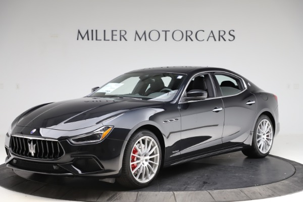 New 2021 Maserati Ghibli S Q4 GranSport for sale $98,035 at Alfa Romeo of Westport in Westport CT 06880 2
