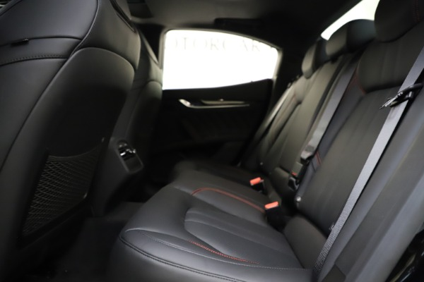 New 2021 Maserati Ghibli S Q4 GranSport for sale $98,035 at Alfa Romeo of Westport in Westport CT 06880 21