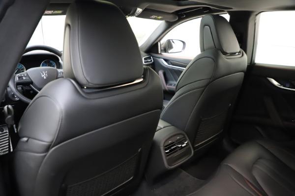 New 2021 Maserati Ghibli S Q4 GranSport for sale $98,035 at Alfa Romeo of Westport in Westport CT 06880 22