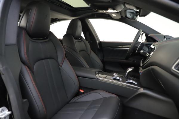 New 2021 Maserati Ghibli S Q4 GranSport for sale $98,035 at Alfa Romeo of Westport in Westport CT 06880 23