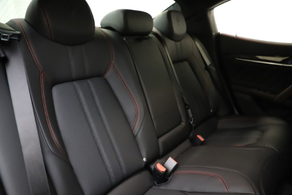 New 2021 Maserati Ghibli S Q4 GranSport for sale $98,035 at Alfa Romeo of Westport in Westport CT 06880 26
