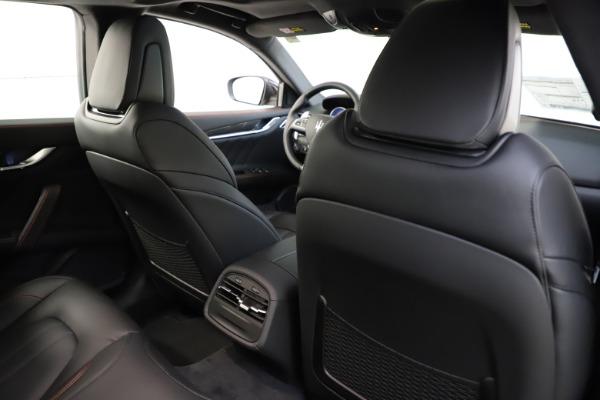 New 2021 Maserati Ghibli S Q4 GranSport for sale $98,035 at Alfa Romeo of Westport in Westport CT 06880 28