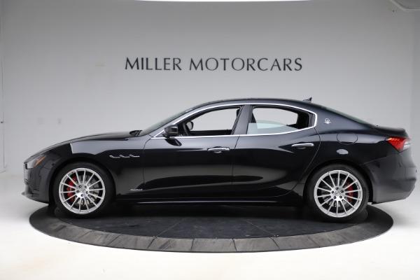 New 2021 Maserati Ghibli S Q4 GranSport for sale $98,035 at Alfa Romeo of Westport in Westport CT 06880 3