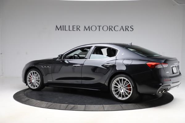 New 2021 Maserati Ghibli S Q4 GranSport for sale $98,035 at Alfa Romeo of Westport in Westport CT 06880 4
