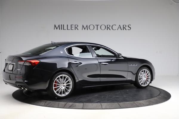 New 2021 Maserati Ghibli S Q4 GranSport for sale $98,035 at Alfa Romeo of Westport in Westport CT 06880 8