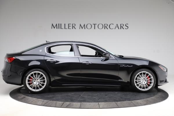 New 2021 Maserati Ghibli S Q4 GranSport for sale $98,035 at Alfa Romeo of Westport in Westport CT 06880 9