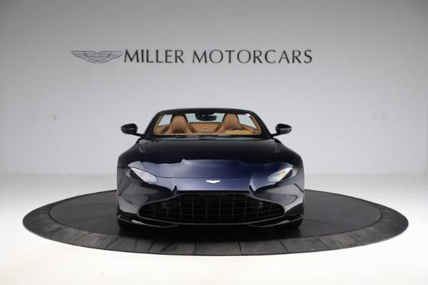 New 2021 Aston Martin Vantage Roadster Convertible for sale $205,686 at Alfa Romeo of Westport in Westport CT 06880 11