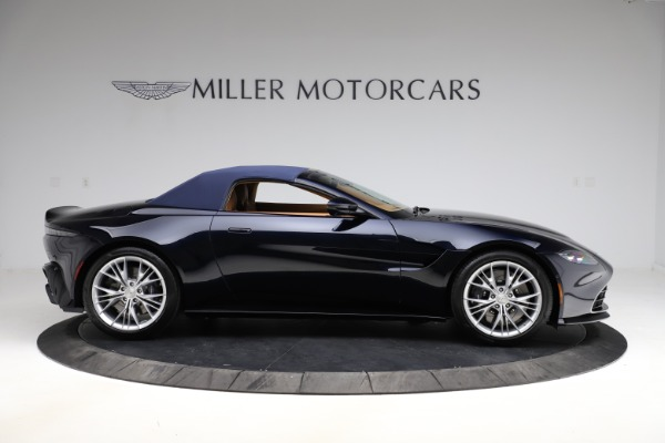New 2021 Aston Martin Vantage Roadster Convertible for sale $205,686 at Alfa Romeo of Westport in Westport CT 06880 22