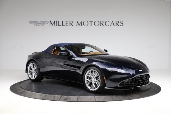 New 2021 Aston Martin Vantage Roadster Convertible for sale $205,686 at Alfa Romeo of Westport in Westport CT 06880 23