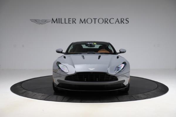 New 2020 Aston Martin DB11 V12 AMR for sale $263,561 at Alfa Romeo of Westport in Westport CT 06880 11
