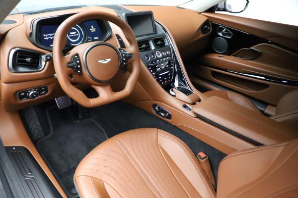 New 2020 Aston Martin DB11 V12 AMR for sale $263,561 at Alfa Romeo of Westport in Westport CT 06880 13