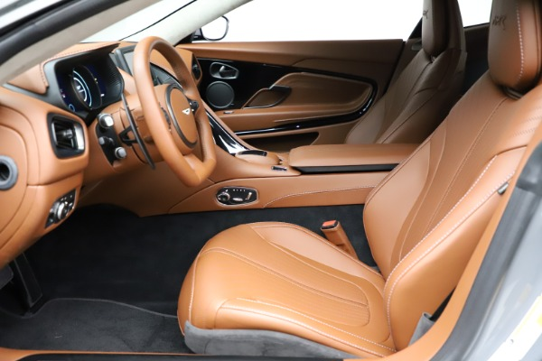 New 2020 Aston Martin DB11 V12 AMR for sale $263,561 at Alfa Romeo of Westport in Westport CT 06880 14