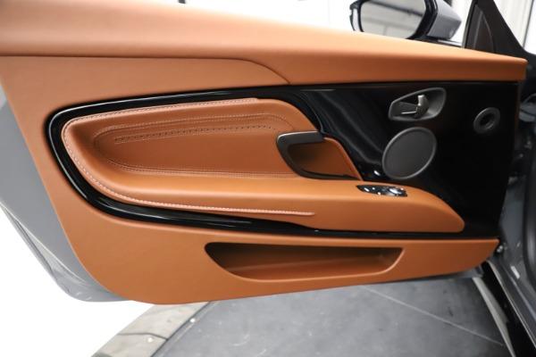 New 2020 Aston Martin DB11 V12 AMR for sale $263,561 at Alfa Romeo of Westport in Westport CT 06880 17